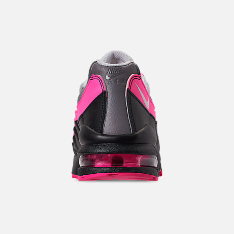 Back view of Girls' Big Kids' Nike Air Max 95 Casual Shoes