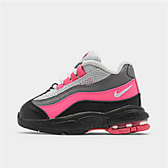 Girls' Toddler Nike Little Air Max 95 Casual Shoes