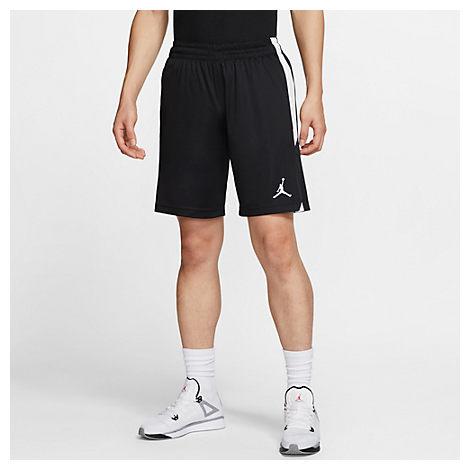 Nike Jordan Men's 23 Alpha Dri-fit Training Shorts In Black
