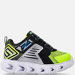 Kids' Toddler Skechers S Lights: Hypno-Flash 2.0 Hook-and-Loop Light Up Athletic Shoes