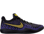 Black/Tour Yellow/Court Purple