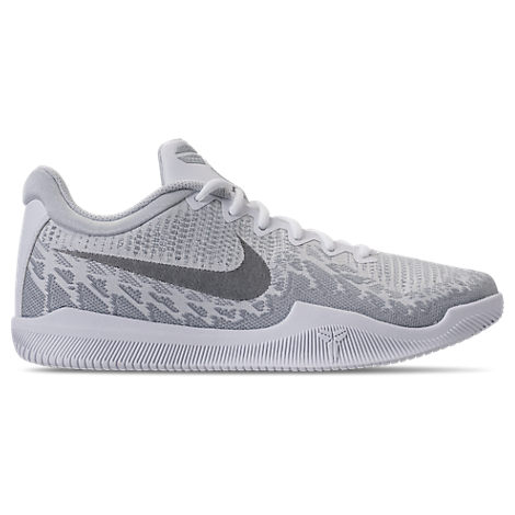 sneakers for cheap 5e926 c220e Nike Men s Kobe Mamba Rage Basketball Sneakers From Finish Line In White