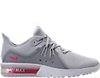 Pure Platinum/Racer Pink/Wolf Grey