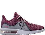 Bordeaux/Elemental Pink/Wolf Grey