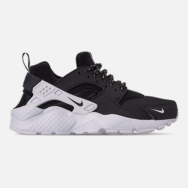 reputable site 5d66b 74502 Right view of Boys  Big Kids  Nike Air Huarache Run SE Casual Shoes in