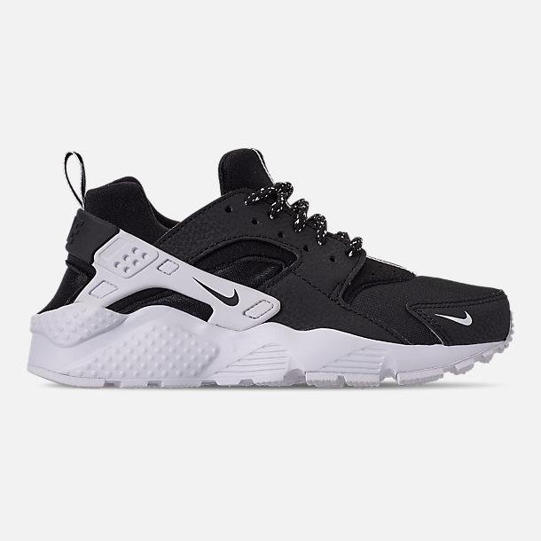 e63cee24bce8 Right view of Boys  Big Kids  Nike Air Huarache Run SE Casual Shoes in