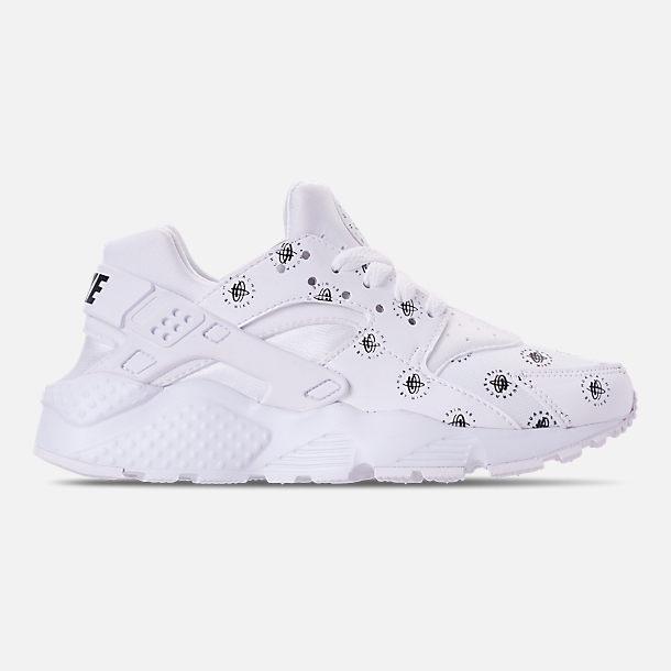 Huarache Kids' Big Shoes Casual Run Se Line Nike Air Finish Boys' 1AWIw5xgqq