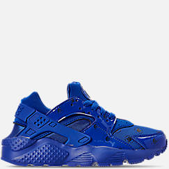 Boys' Grade School Nike Air Huarache Run SE Casual Shoes