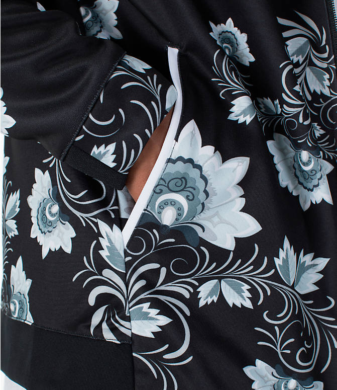 Detail 2 view of Men's Nike Sportswear Floral N98 Track Jacket