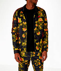 Men's Nike Sportswear Floral N98 Track Jacket Product Image