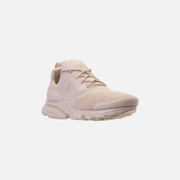 Three Quarter view of Women's Nike Presto Fly Casual Shoes