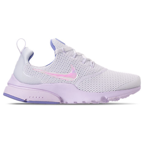 WOMEN'S PRESTO FLY CASUAL SHOES, WHITE
