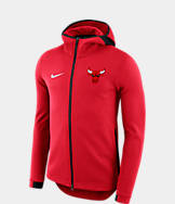 Men's Nike Chicago Bulls NBA Showtime Hoodie