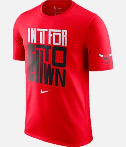 Men's Nike Chicago Bulls NBA Dry In It For T-Shirt
