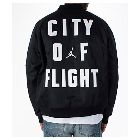 Jordan city of flight jacke