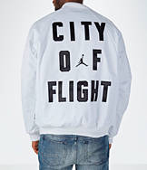 "Men's Air Jordan ""City of Flight"" Bomber Jacket"