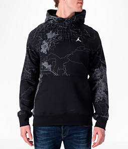"Men's Air Jordan ""City of Flight"" Pullover Hoodie Product Image"