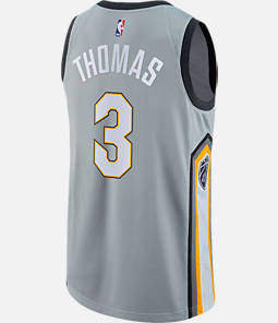 Men's Nike Cleveland Cavaliers NBA Isaiah Thomas City Edition Connected Jersey