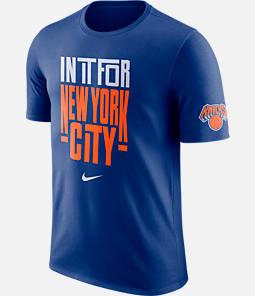Men's Nike New York Knicks NBA Dry In It For T-Shirt