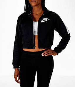 Women's Nike Sportswear Crop Track Jacket