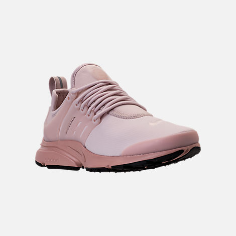Three Quarter view of Women's Nike Air Presto SE Casual Shoes