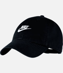 Nike Sportswear H86 Washed Futura Adjustable Back Hat 122e6d6b459