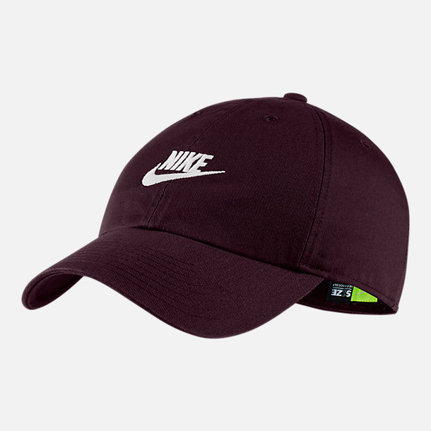 Front view of Nike Sportswear H86 Washed Futura Adjustable Back Hat