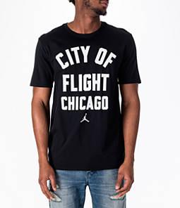 """Men's Air Jordan """"City of Flight"""" T-Shirt Product Image"""