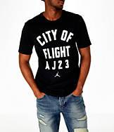 """Men's Air Jordan """"City of Flight"""" T-Shirt"""