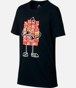 Boys' Nike Sportswear Sneaker T-Shirt