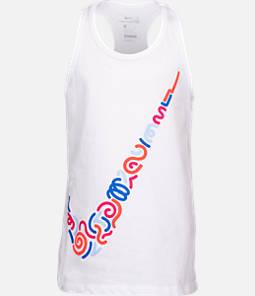 Girls' Nike Dry Swoosh Tank