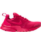 Girls' Grade School Nike Presto Fly Casual Shoes
