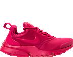Girls' Grade School Nike Presto Fly Casual Shoes