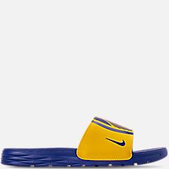Men's Nike Benassi Solarsoft NBA Slide Sandals