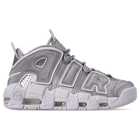 Women S Air More Uptempo Casual Shoes Black