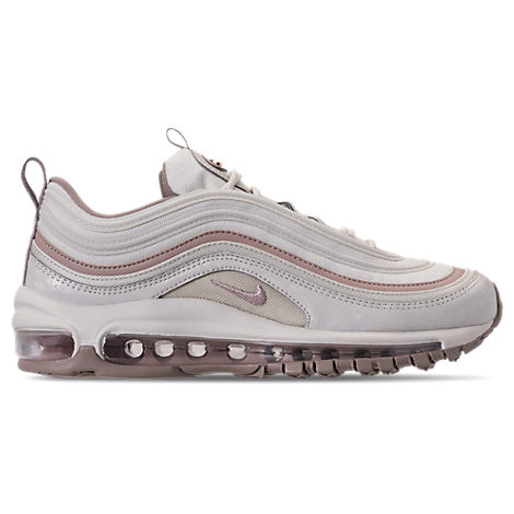 WOMEN'S AIR MAX 97 PREMIUM CASUAL SHOES, BROWN