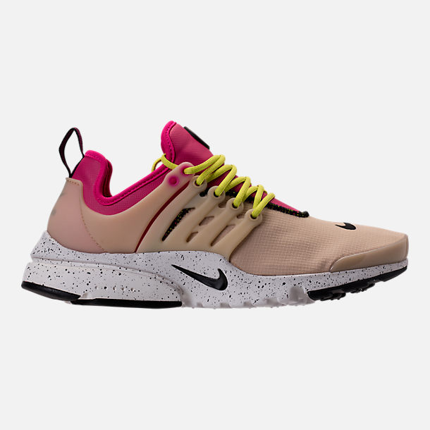 NIKE WOMENS AIR PRESTO ULTRA SI Mushroom-Pink running training sneakers new ltd