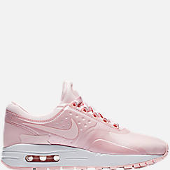 Girls' Grade School Nike Air Max Zero SE Running Shoes