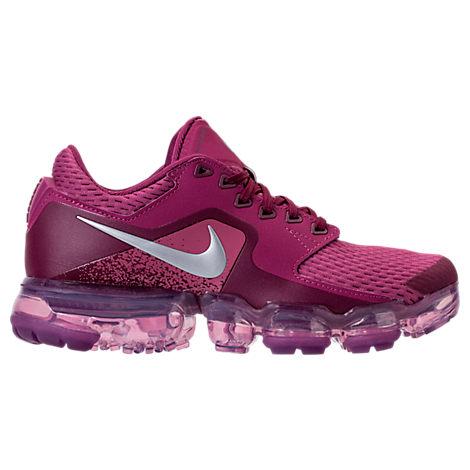 Girls' Grade School Nike Air VaporMax Running Shoes ...