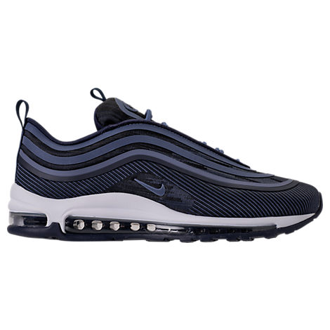 Nike Men S Air Max 97 Ul 2017 Running Sneakers From Finish Line In Blue 860cd058f