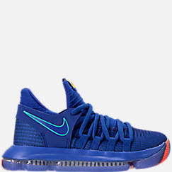 Boys' Grade School Nike Zoom KDX Basketball Shoes