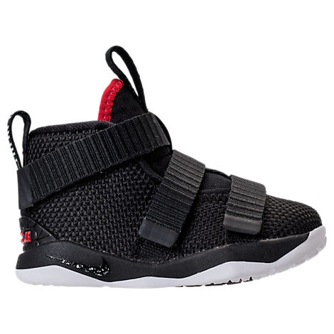 Nike Boys  Toddler Lebron Soldier 11 Basketball Shoes cc598a0d9