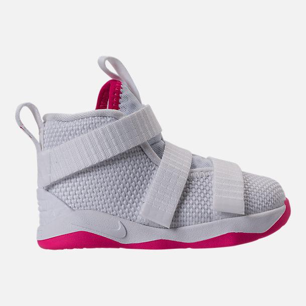 c3bed3efff9 Nike LeBron 14 Vivid Pink White Men s Basketball Shoes