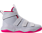 Boys' Preschool Nike LeBron Soldier 11 Basketball Shoes