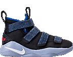 Boys' Grade School Nike LeBron Soldier 11 Basketball Shoes