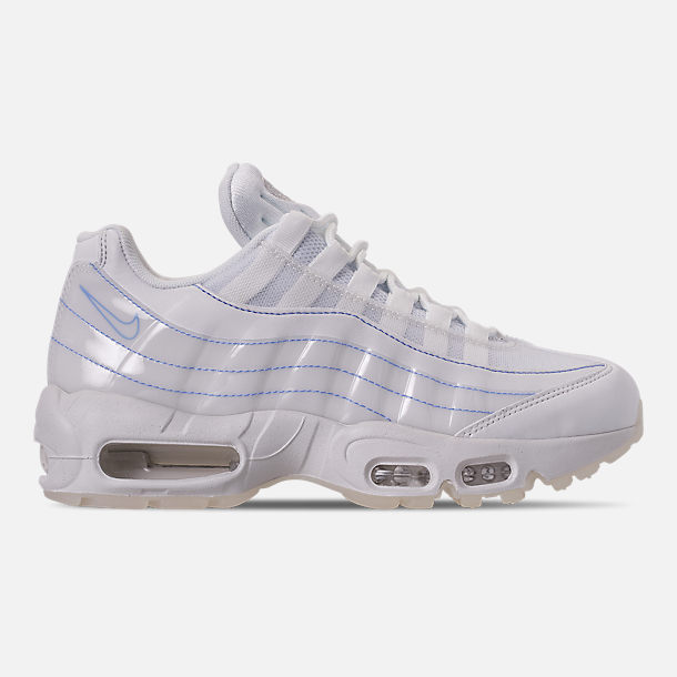 purchase cheap 13649 9f040 Right view of Womens Nike Air Max 95 SE Casual Shoes in Summit White