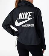 Women's Nike Sportswear Archive Crop Hoodie