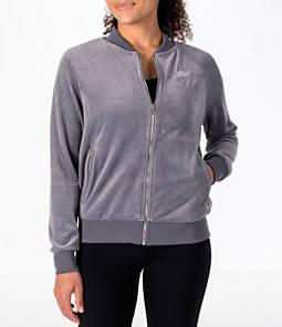 Women's Nike Sportswear Velour Jacket