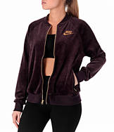 Women's Nike Sportswear Velour Jacket