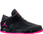 Girls' Preschool Jordan Flight Origin 4 Basketball Shoes